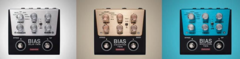 Bias Twin Pedals