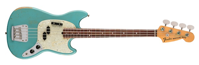 JMJ Road Worn Mustang Bass
