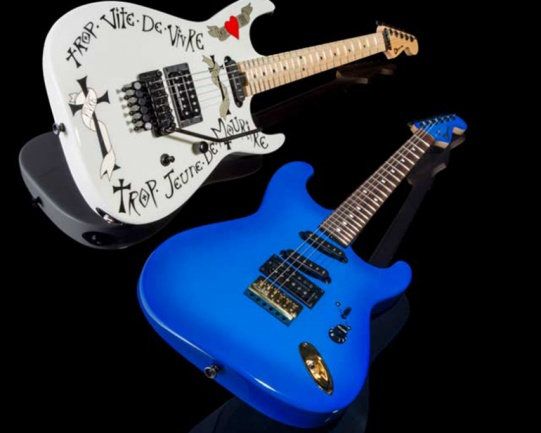 Charvel Jake E Lee Warren De Martini