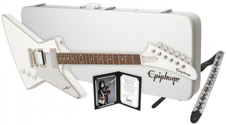 Epiphone Tommy Thayer Explorer