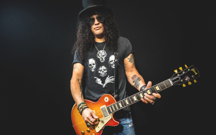 Slash First Standard Gibson Les Paul