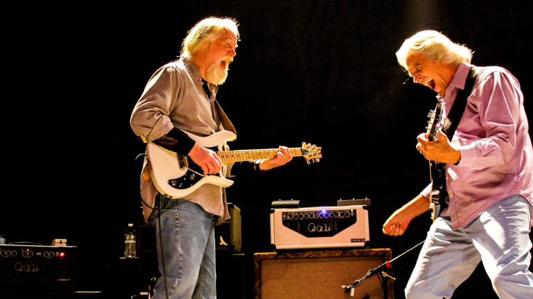 John McLaughlin Jimmy Herring
