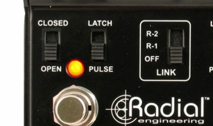Latch Pulse