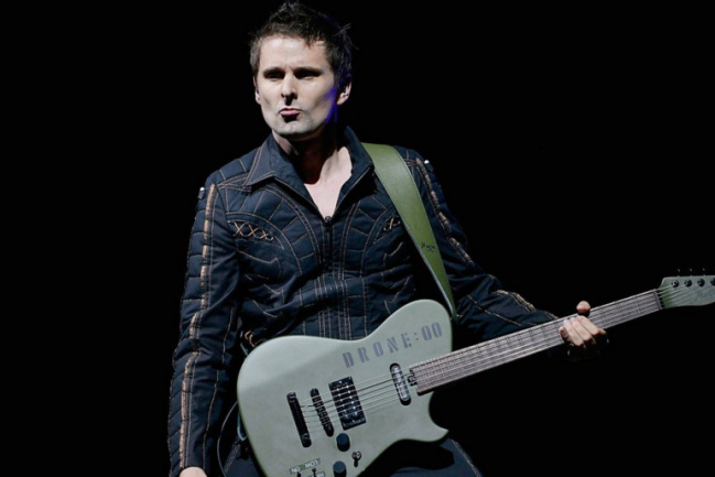 Matt Bellamy Manson