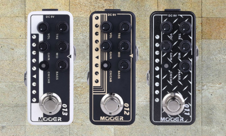 Mooer Preamps