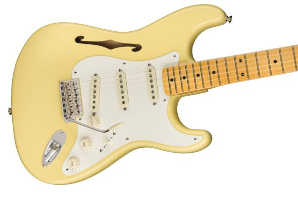 Stratocaster Thinline Eric Johnson