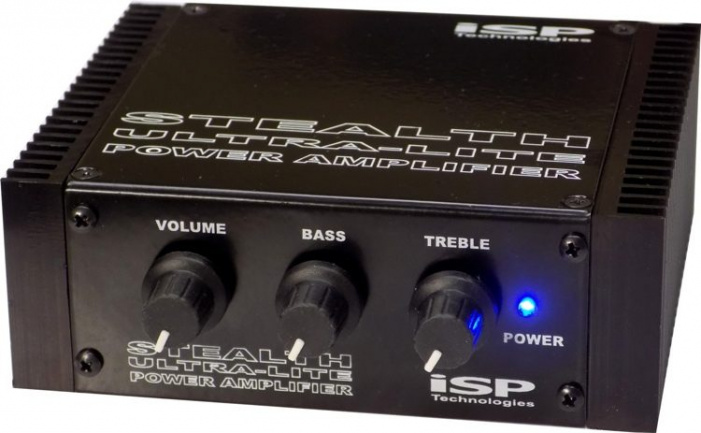 ISP Technologies Stealth Ultralite Power Amplifier