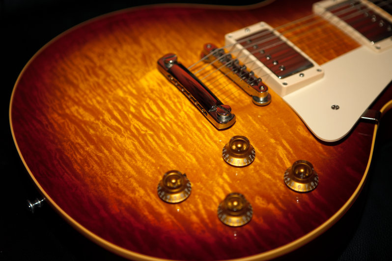 Les Paul Volume