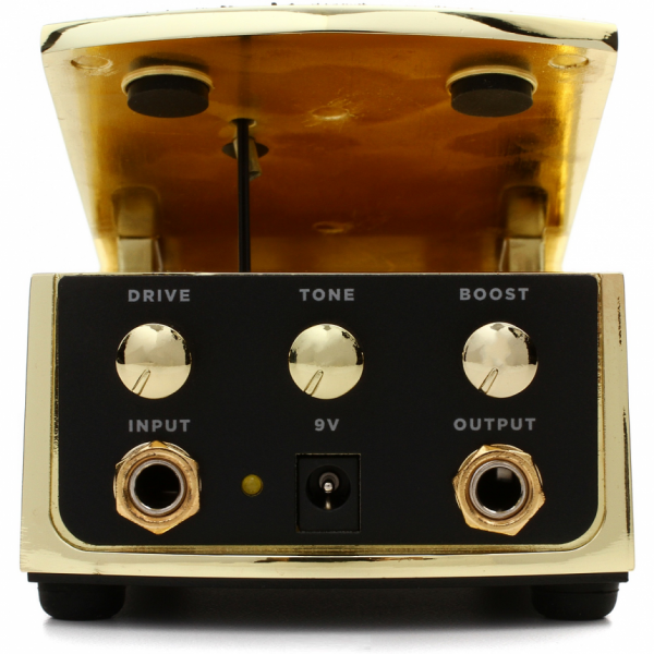 Ernie Ball Expression Overdrive y Delay