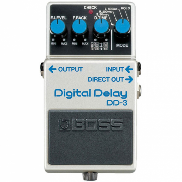 Digiteal Delay Boss