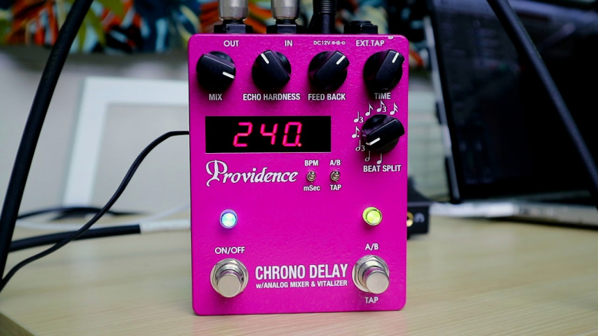 Providence Audio Delay