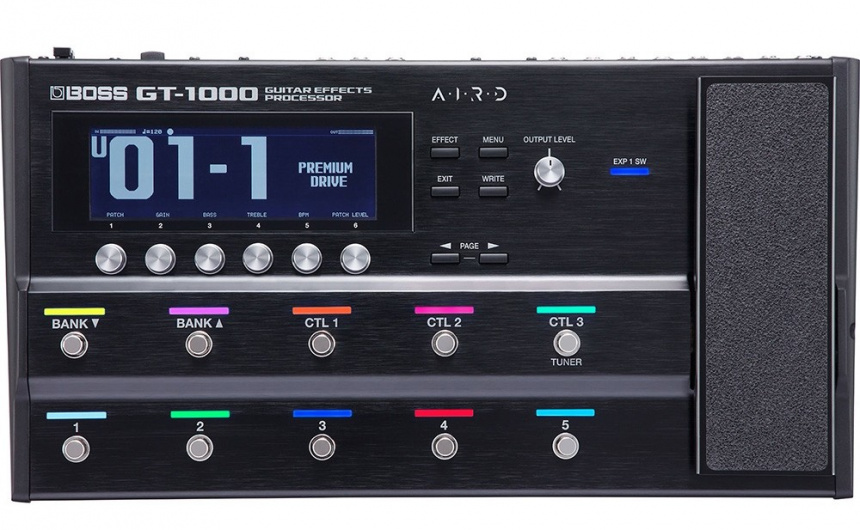 Boss GT-1000 Review