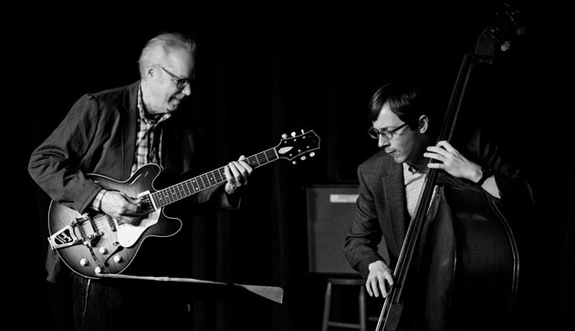 Bill Frisell y Thomas Morgan
