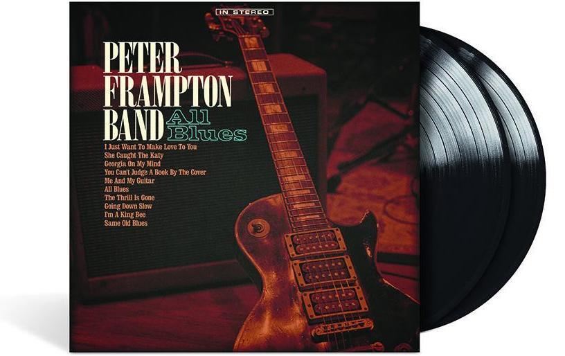 Resultado de imagen de peter frampton all blues