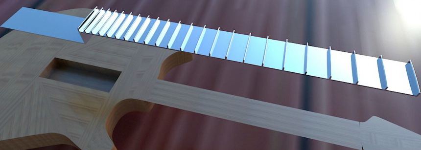 Subfretboard System Project