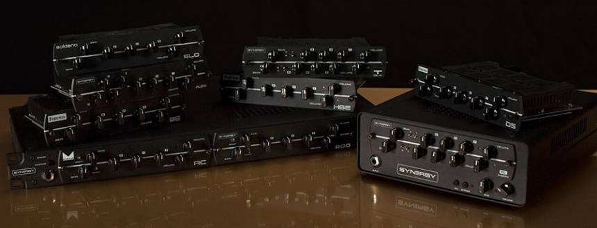 Synergy AMps