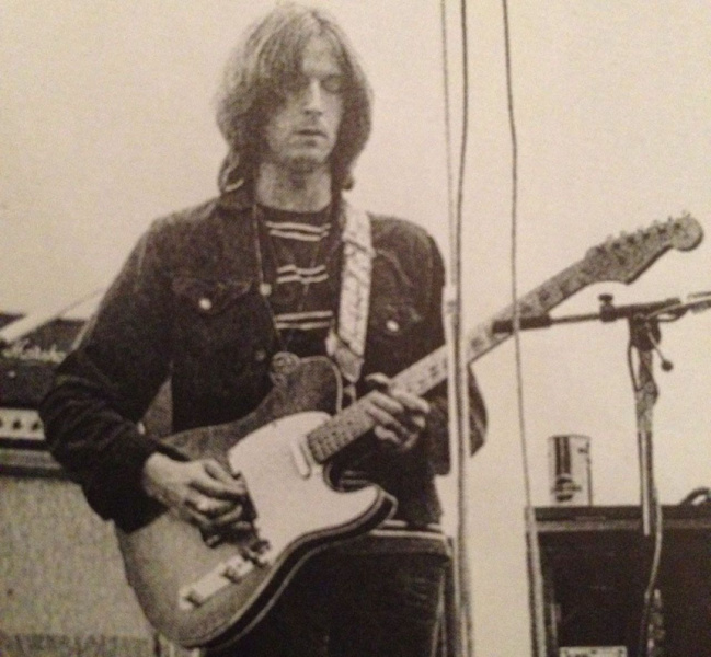 Eric Clapton Blind Faith 1969