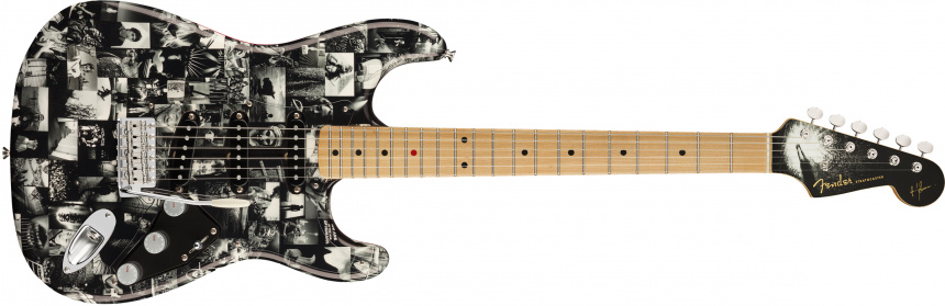 Andy Summers Monochrome Strat completa