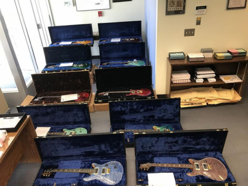 PRS Anchorage Alaska