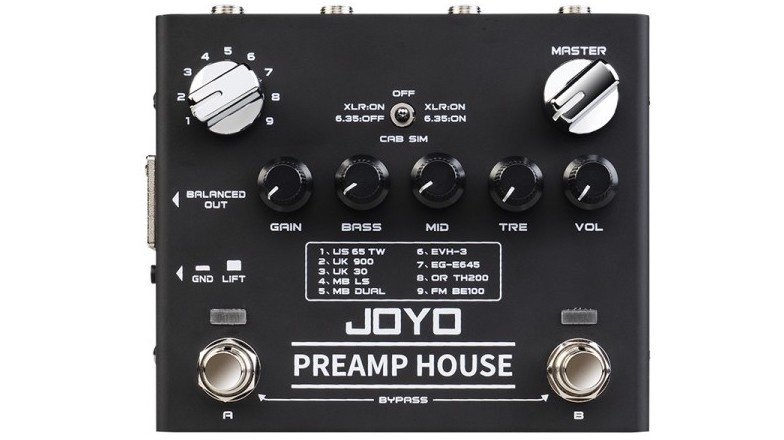 joyo-Preamp-House