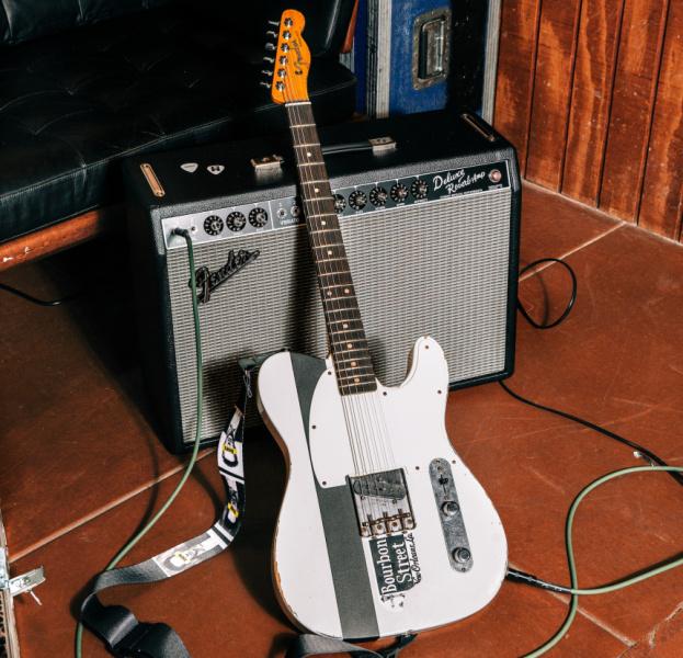 Fender Custom Shop Joe Strummer Esquire