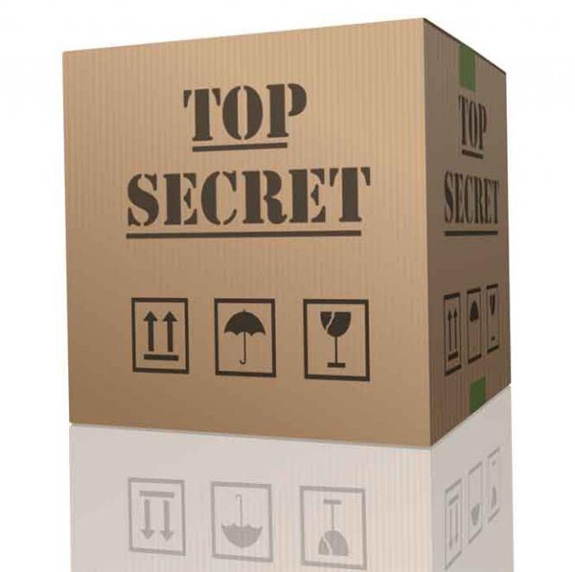 El Top Secret de Orange