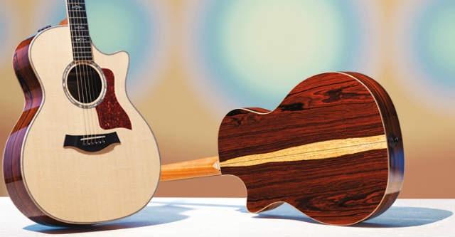 Nuevas Taylor Spring 2012 | Guitarristas.info
