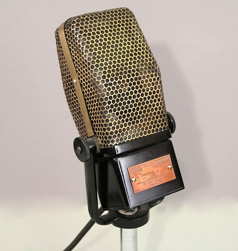 Micrófonos de cinta: esos grandes desconocidos
