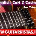 Analisis Cort Z Custom