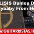 Análisis Dunlop DB-01 Dime Crybaby From Hell