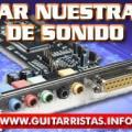 Configurar nuestra tarjeta de sonido para Cubase, Guitar Rig, Amplitube, etc