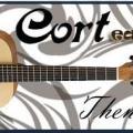 Guitarra Acústica de viaje Cort Earth Mini