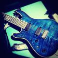 Mayones Regius 7 LH barítona Custom Shop