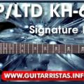 Review ESP/LTD KH-602 Signature Kirk Hammett
