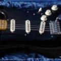 Fender Black Strat de David Gilmour: historia de una réplica