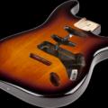 Fender pone a la venta reemplazos genuinos de cuerpos y mástiles