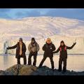 Concierto completo de Metallica desde la Antártida
