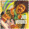 El servicio postal americano pone en circulación un sello de Jimi Hendrix