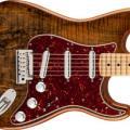 Nuevas series Artisan y Master Design desde la Fender Custom Shop