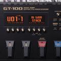 Actualización de la pedalera Boss GT-100 a la versión 2.02