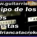 El equipo de los grandes guitarristas