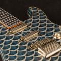 Fender Pine Cone Stratocaster Custom Shop: oro, plata y diamantes