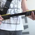 Jammy, una guitarra extensible y exageradamente portátil