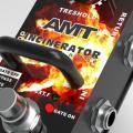 AMT Electronics Incinerator, una puerta de ruido con control remoto