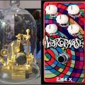 ZVex Vibrophase, el efecto de modulación que funcionaba con una vela, convertido en un pedal