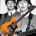 Subastan la guitarra que usó George Harrison en el último concierto de Beatles en The Cavern