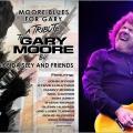 """Grandes guitarristas rinden tributo a Gary Moore en el álbum """"More Blues For Gary"""""""