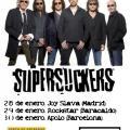 Thin Lizzy y Supersuckers de gira por España