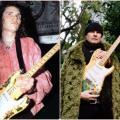 El líder de Smashing Pumpkins recupera la Stratocaster que le robaron en 1992