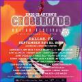 Eric Clapton anuncia el Crossroads Guitar Festival 2019 con un cartel impresionante